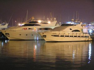 Bringing your Yacht to Thailand
